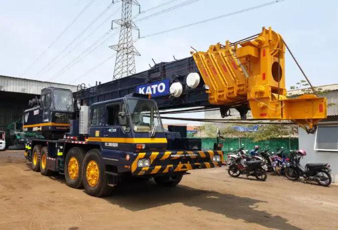 Cara Kerja Mobile Crane
