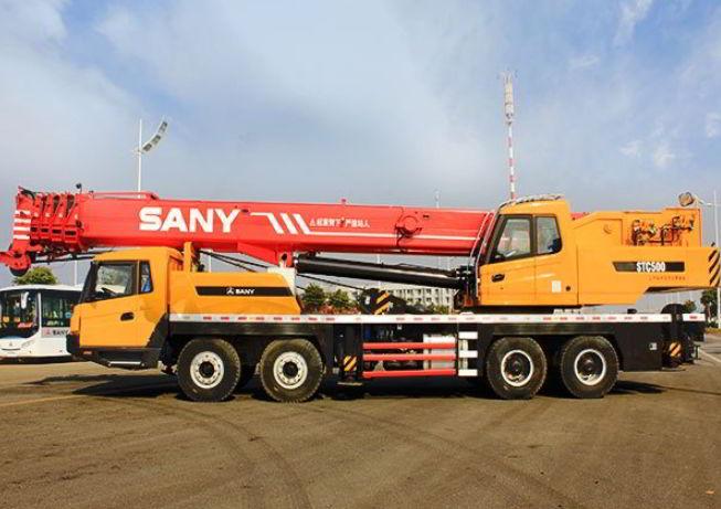 Fungsi Mobile Crane