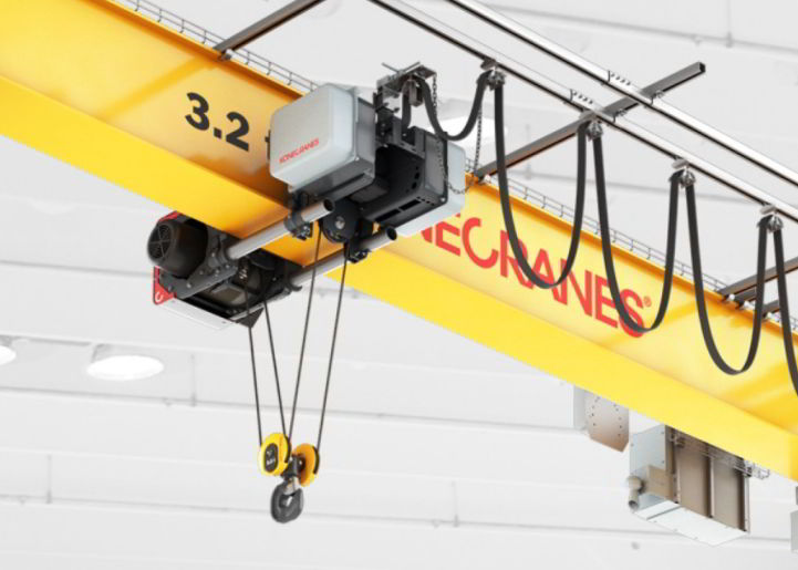 Komponen Overhead Crane