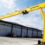 Pengertian Overhead Crane: Komponen, Prinsip Kerja dan Jenisnya