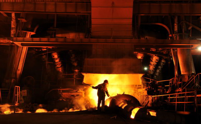 Proses Pembuatan Besi