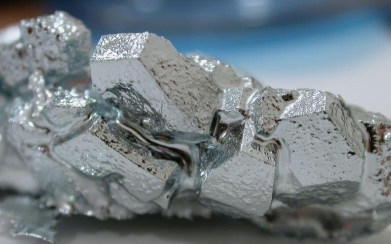 pembagian logam secara umum