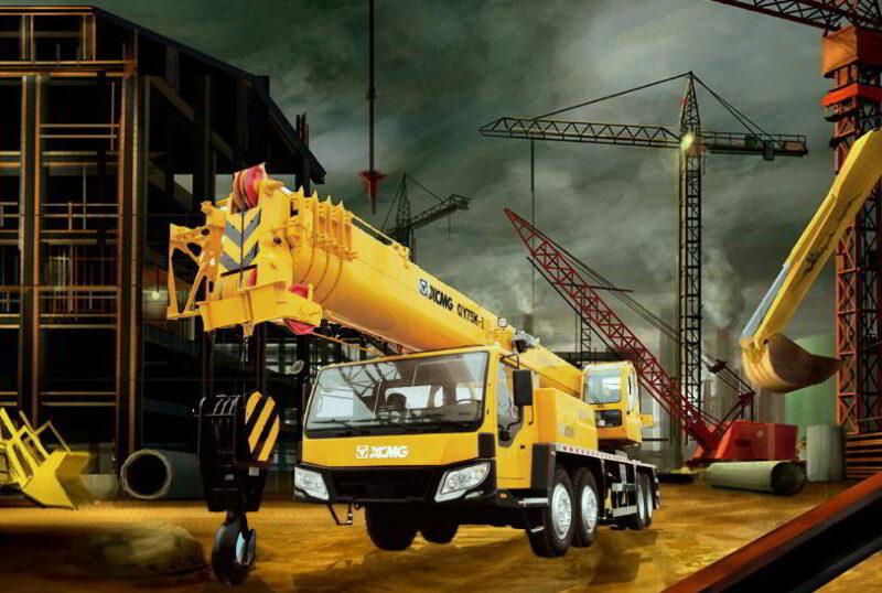 pengertian mobile crane
