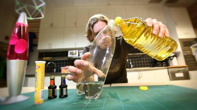 Percobaan Kimia Sederhana